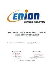 E llll - Tauron Dystrybucja