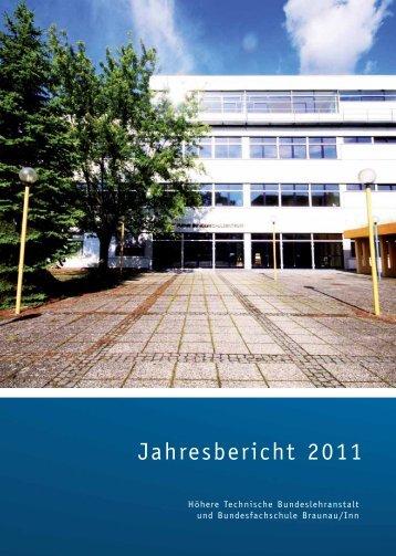 Jahresbericht 2011 - HTL Braunau