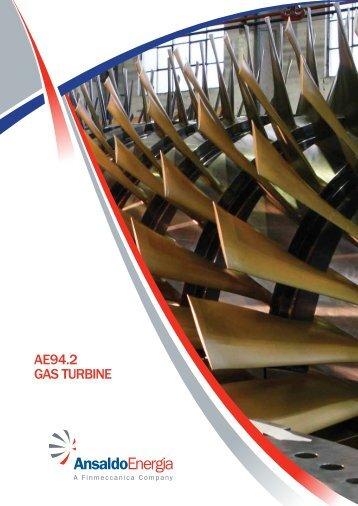 AE94.2 Gas Turbine