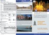 schlafmedizin - Institut für Arbeits- & Sozialmedizin der RWTH Aachen