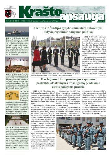 Lietuvos ir Švedijos gynybos ministrės sutarė tęsti aktyvią regioninio ...