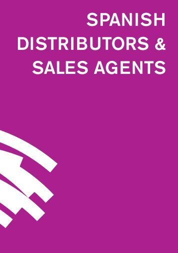 SPANISH DISTRIBUTORS & SALES AGENTS - Catalan Films & TV