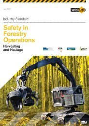 Safety in Forestry Operations Harvesting and - VicForests