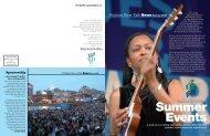 Spring 2006 Newsletter - Hudson River Park