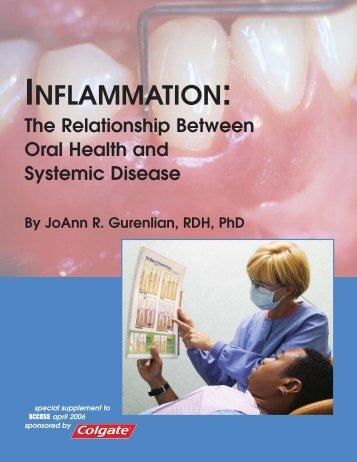 Relationship Between Oral Health and Systemic Disease - American ...