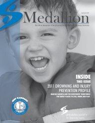 Summer 2011 Medallion - Lifesaving Society