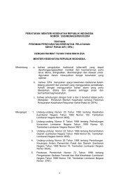 0 peraturan menteri kesehatan republik indonesia nomor 1205 ...