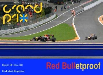 Belgian GP Issue | 88 - Grandprixplus