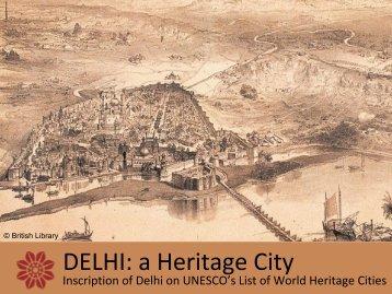 School Program - Delhi Heritage City