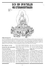 Heft 27 Tibet & Buddhismus