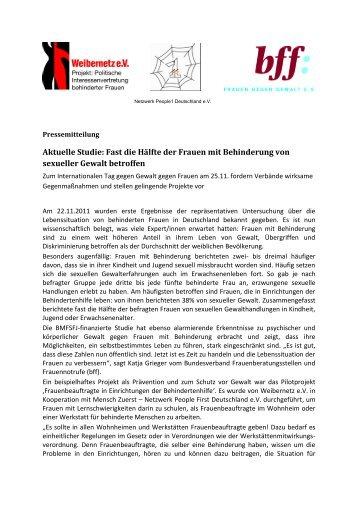 25-11-2011_PM_bff_MenschZuerst_Weibernetz_b.pdf - bff Frauen ...