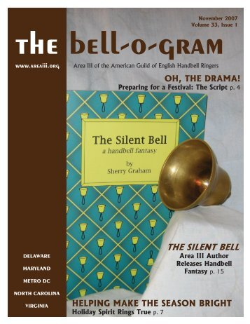 THE SILENT BELL - Area III