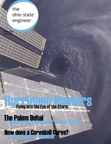 Spring 2006 Issue.pmd - Ohio State Engineer - The Ohio State ...