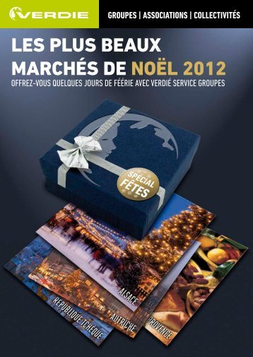 30 free magazines from verdie com - Les plus beaux marches de noel ...