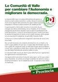 l'opuscolo! - Partito Democratico del Trentino - Page 2
