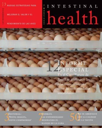 Intestinal Health - El Sitio Avicola