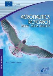 Aeronautics Research 2002 - 2006 projects