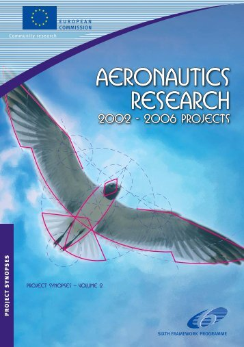 Aeronautics Research 2002 - 2006 projects