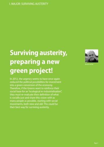 This article PDF - Green European Journal