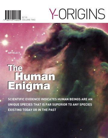 Human enigma 7.indd