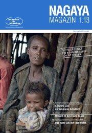 MAGAZIN 1.13 - Menschen für Menschen