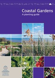 Coastal Gardens - Adelaide & Mt Lofty Ranges Natural Resources ...