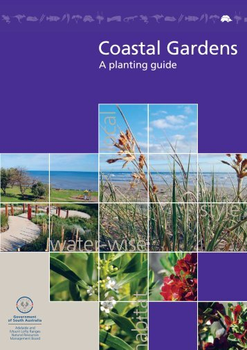 Coastal Gardens - Adelaide & Mt Lofty Ranges Natural Resources ...