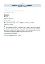 Seite 1 OLG Stuttgart - 03.04.2012 - 20 W 7/09 - Beschluss Volltext ...