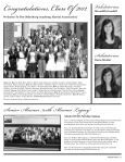 Summer 2012 Alumni Newsletter - Oldenburg Academy - Page 3