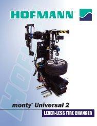 monty™ Universal 2 - Ctequipmentguide.ca