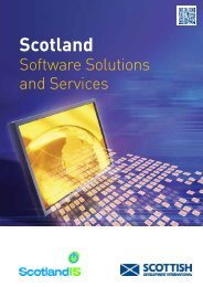 A~Z Company Directory Scotland - Scottish Development International