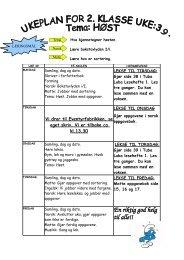 trinn 2 uke 39.pdf - Bamble kommune