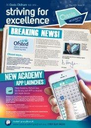 Oasis Summer 1 newsletter #20