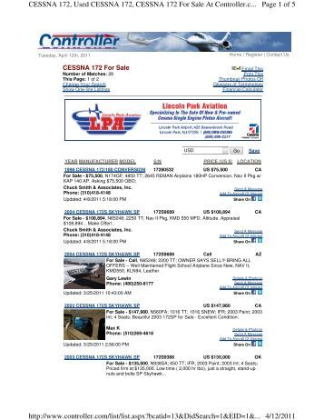 Cessna 172s Service Manual pdf