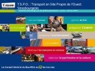 Strasbourg - Bus à haut niveau de service