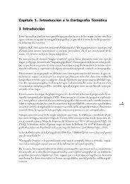 capítulo 1: introduccion a la cartografia tematica - RedGeomatica
