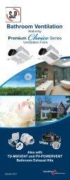 (PC) Bath Fan Brochure - Soler & Palau