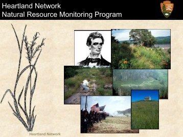 Heartland Network Natural Resource Monitoring Program