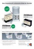 Endobon® Xenograft Granulat Bestellinformationen - BIOMET 3i ... - Seite 3