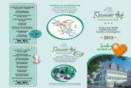 Arrangements für Genießer - Hotel Nassauer Hof