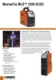 MASTERTIG MLS™ 2300 ACDC