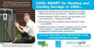 Cool Smart Savings - National Grid