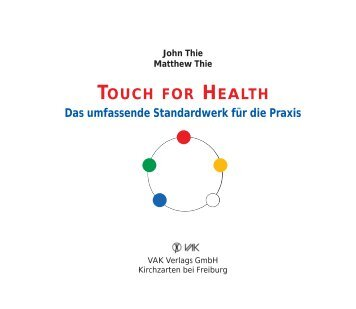 TOUCH FOR HEALTH