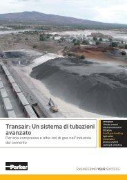 Transair: Un sistema di tubazioni avanzato