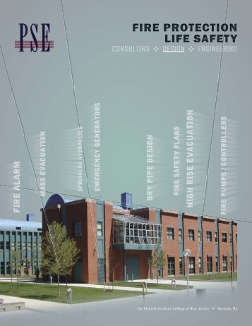 Life and Property Safety - Professional Systems Engineering, LLC