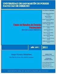 Prof. Jorge Vicente Paladines - Facultad de Derecho - Universidad ...