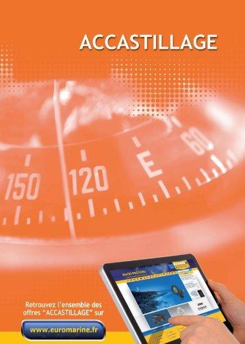 Télécharger le chapitre Accastillage du catalogue EUROMARINE