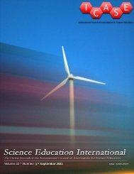 PDF Size - International Council of Associations for Science Education