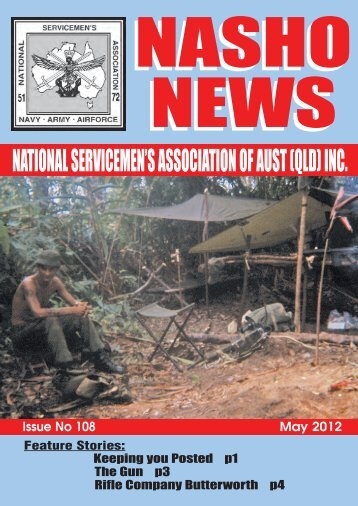 Issue 108 - Nasho Front Page