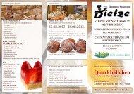 2013-07 Klick hier zum Download - Bäckerei Konditorei Dietze